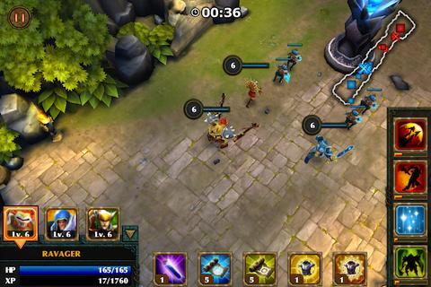 Legendary Heroes Recenzja Mobileworld24