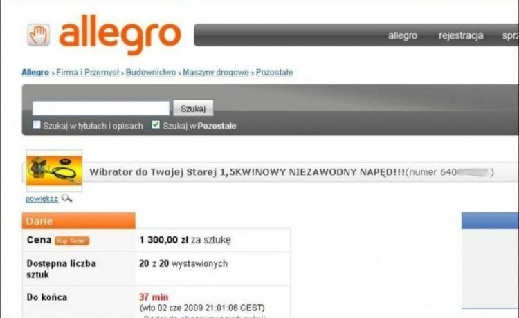 Kaprawym Okiem Allegro Oszusci I Boty Mobileworld24