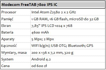 FreeTAB 7800