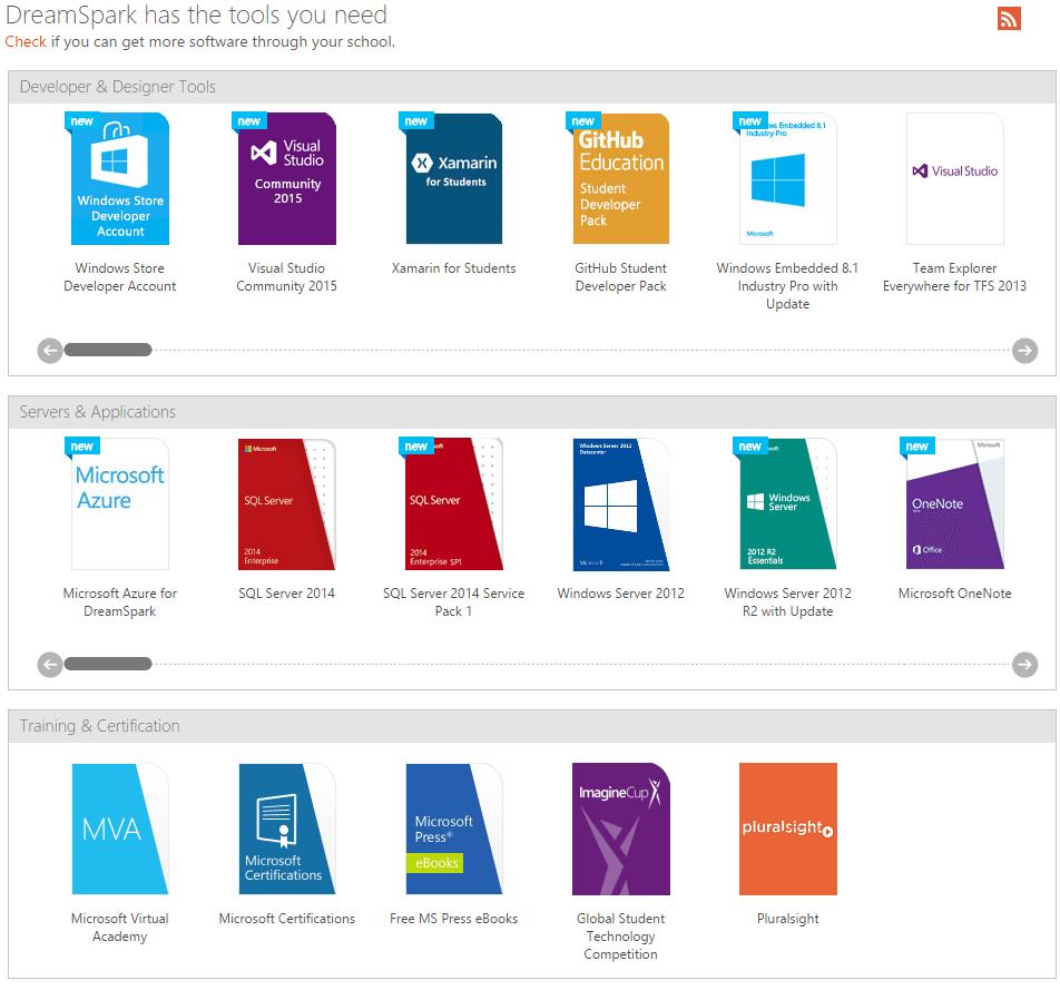 Katalog oprogramowania