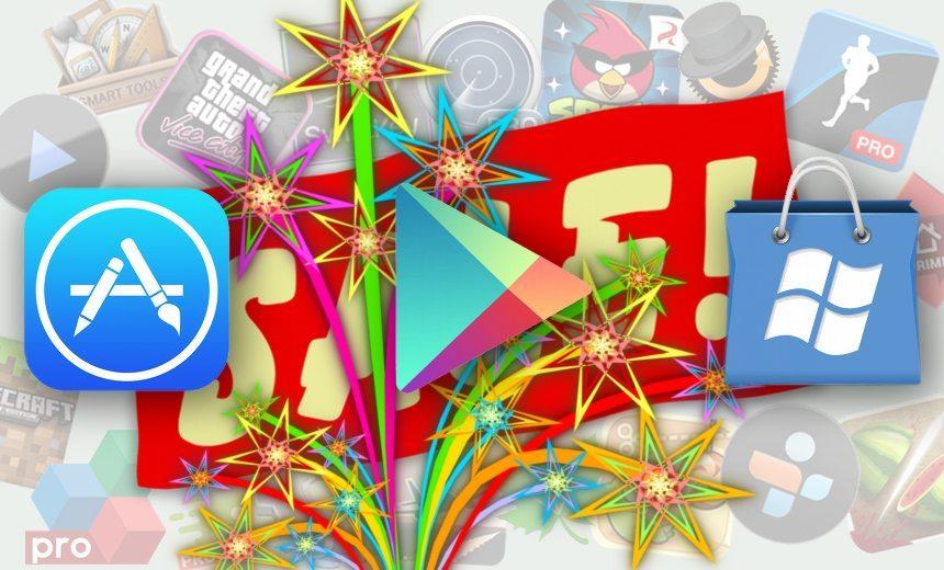 mobilne okazje Nowy Rok