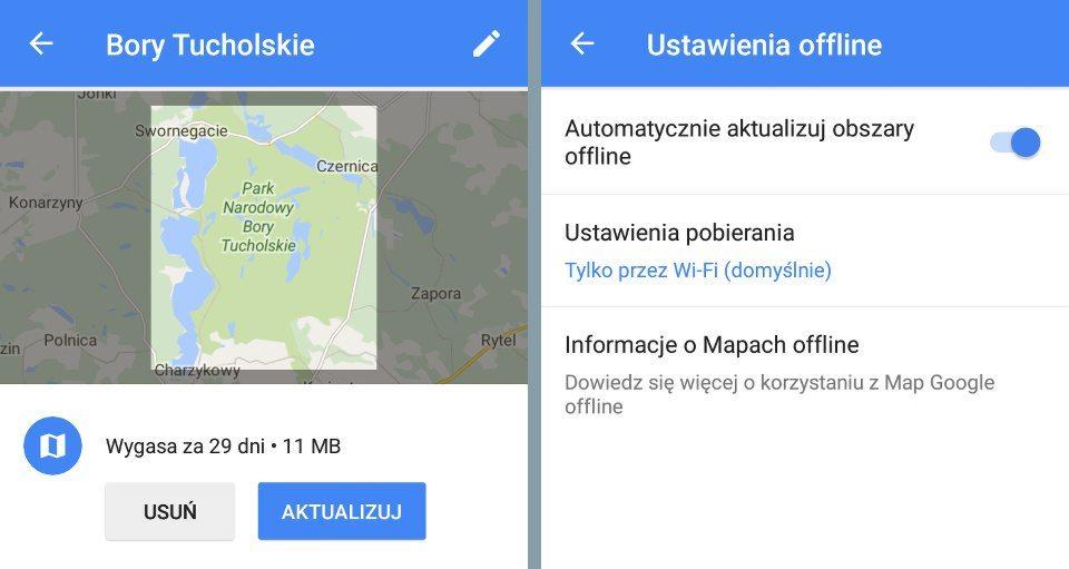 mapy offline - set6
