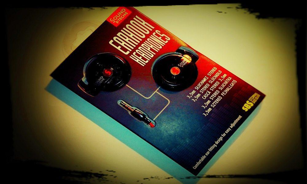 Sound Tech Earhook Test Słuchawek Za 10 Złotych