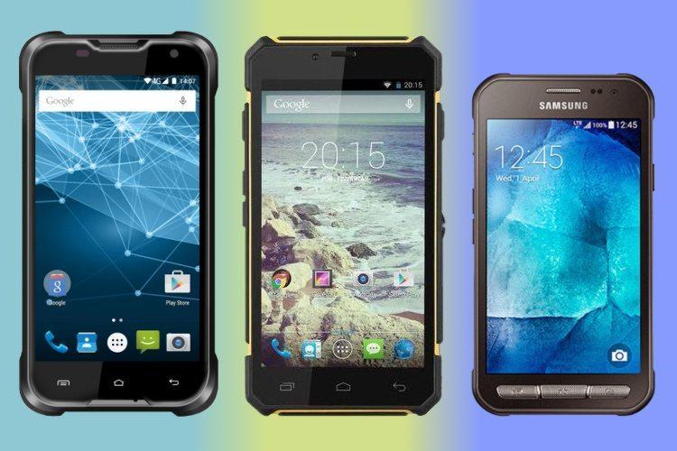 Pancerne smartfony