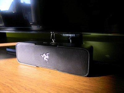 Urządzenie może służyć także jako soundbar