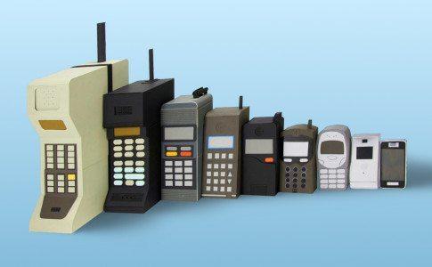 ewolucja urządzeń mobilnych