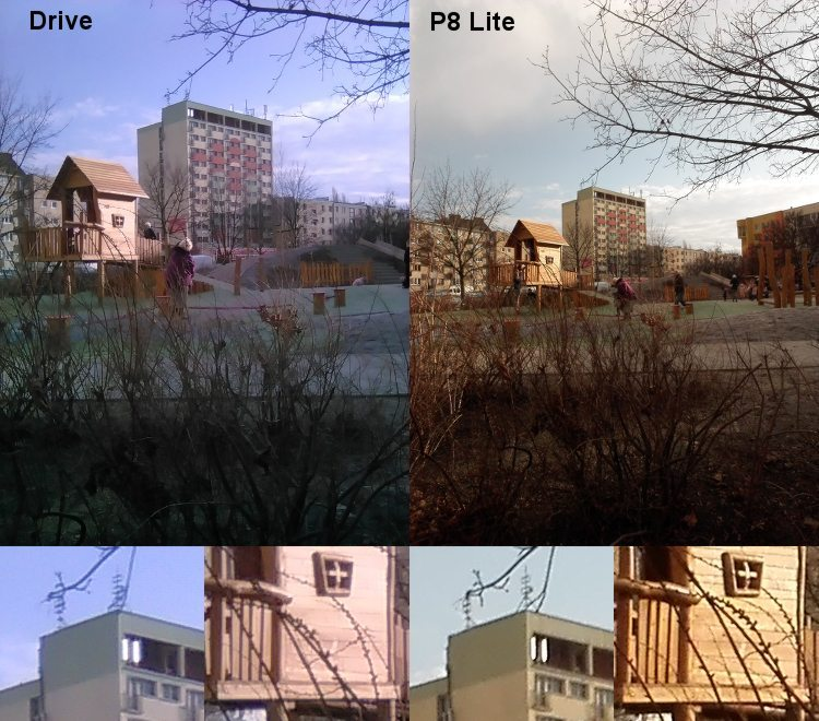 Drive 4 - front camera