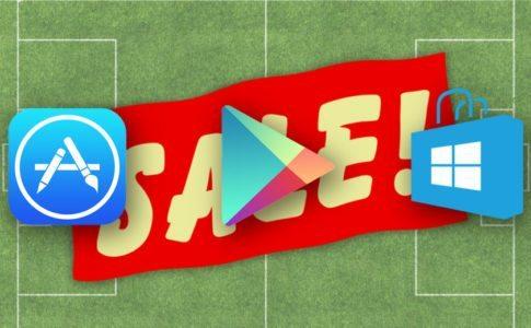 Mobilne okazje - football