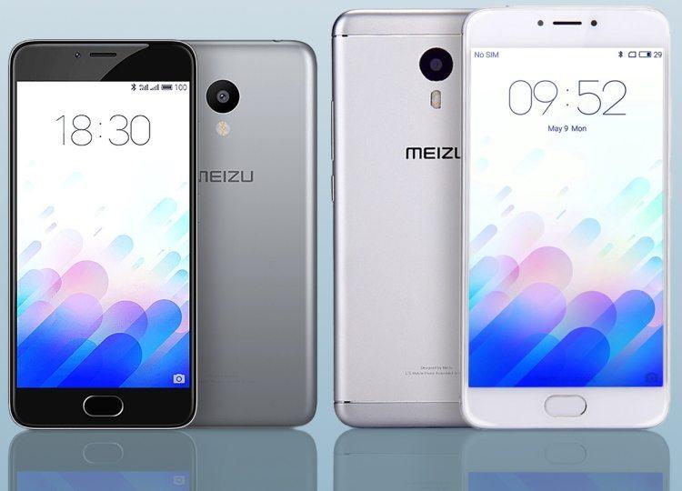 Meizu M3 i M3 Note