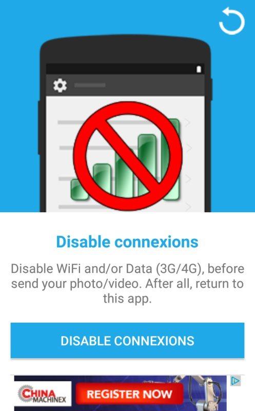 najgorsze aplikacje - Snap Upload