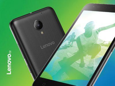 05. Lenovo C2 black