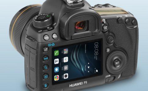 Huawei P9 AKA Canon EOS 5D Mark III