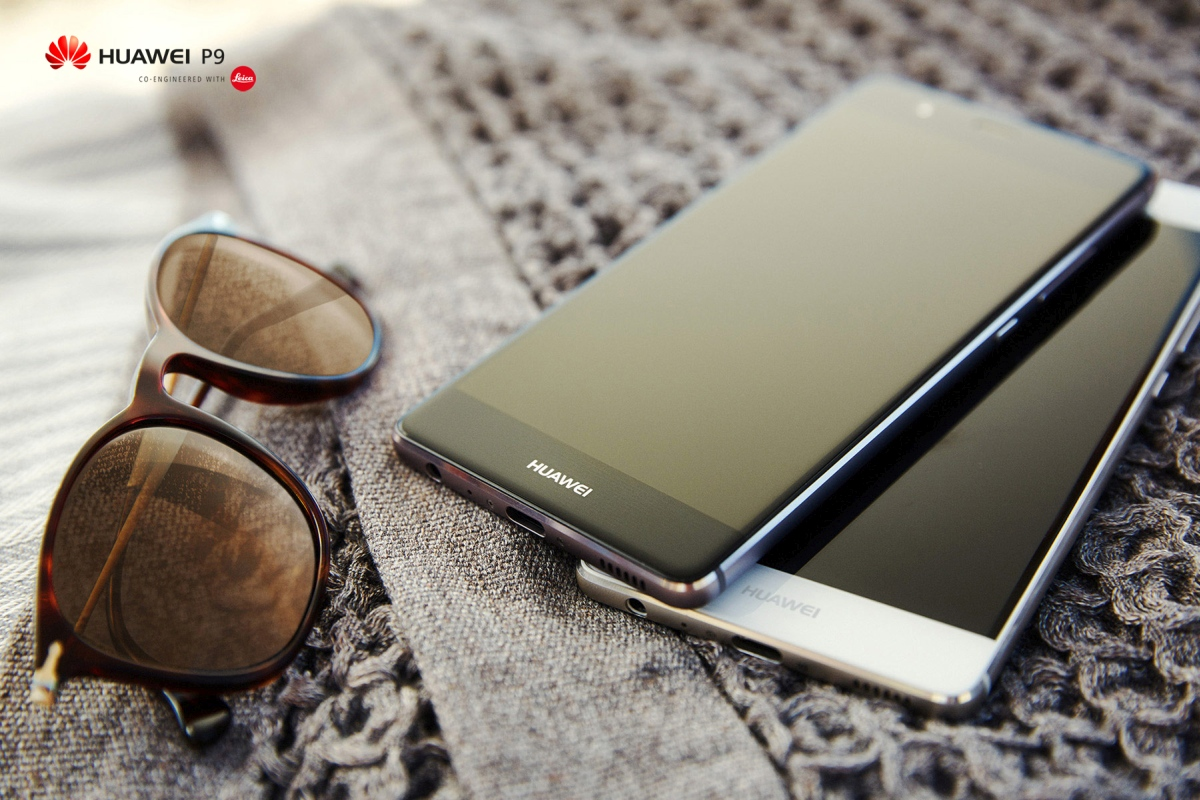 Huawei P9 - Bryan Sheffield