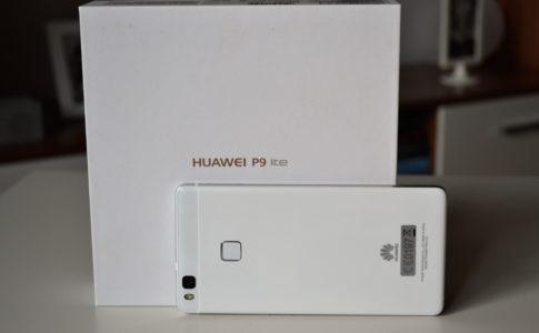 recenzja Huawei P9 Lite
