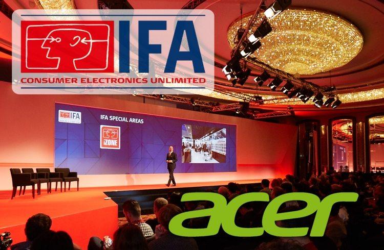 IFA 2016 Acer