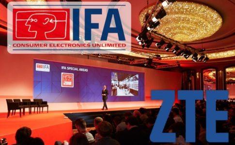 IFA 2016 ZTE