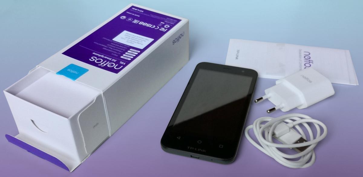 Neffos Y5L - box