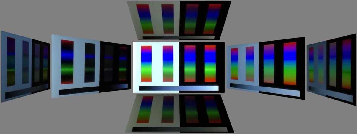 Neffos Y5L - display