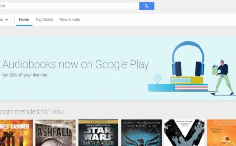 google play audiobook