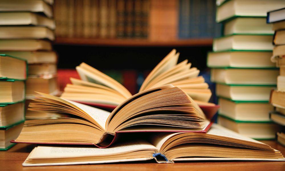 mol książkowy