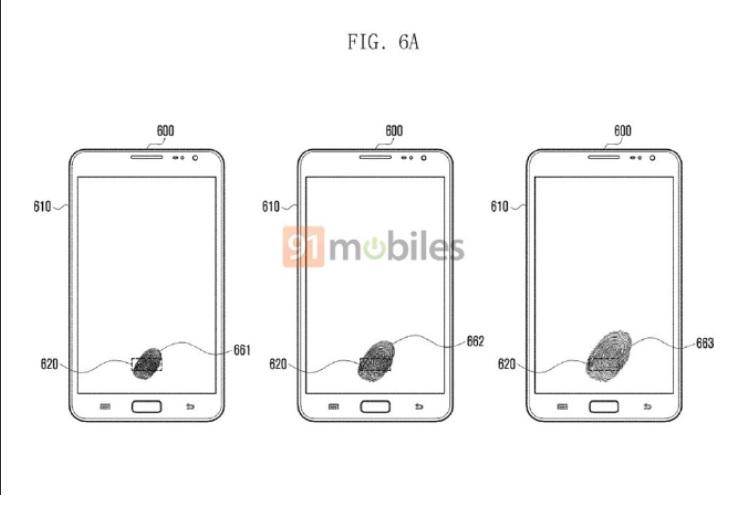 Samsung patent