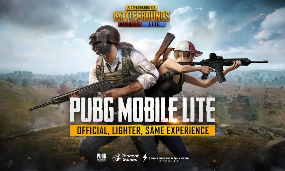 Playerunknown's Battlegrounds Mobile Lite