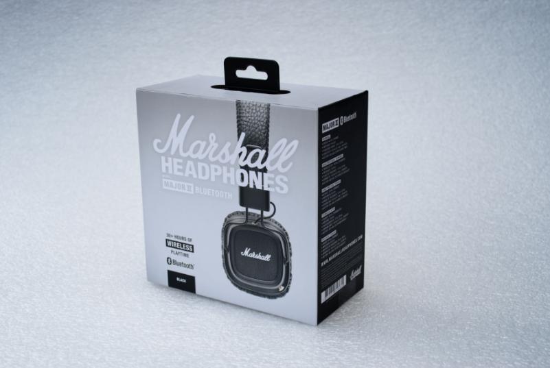 słuchawki marshall bluetooth bezprzewodowe