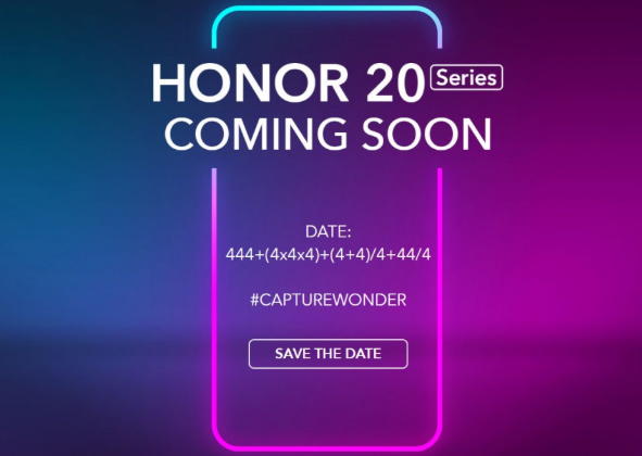 honor 20 event