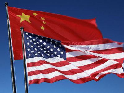 Chiny vs USA