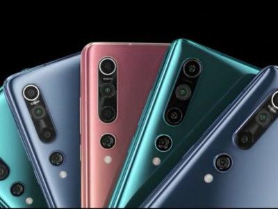 Xiaomi Mi 10 official