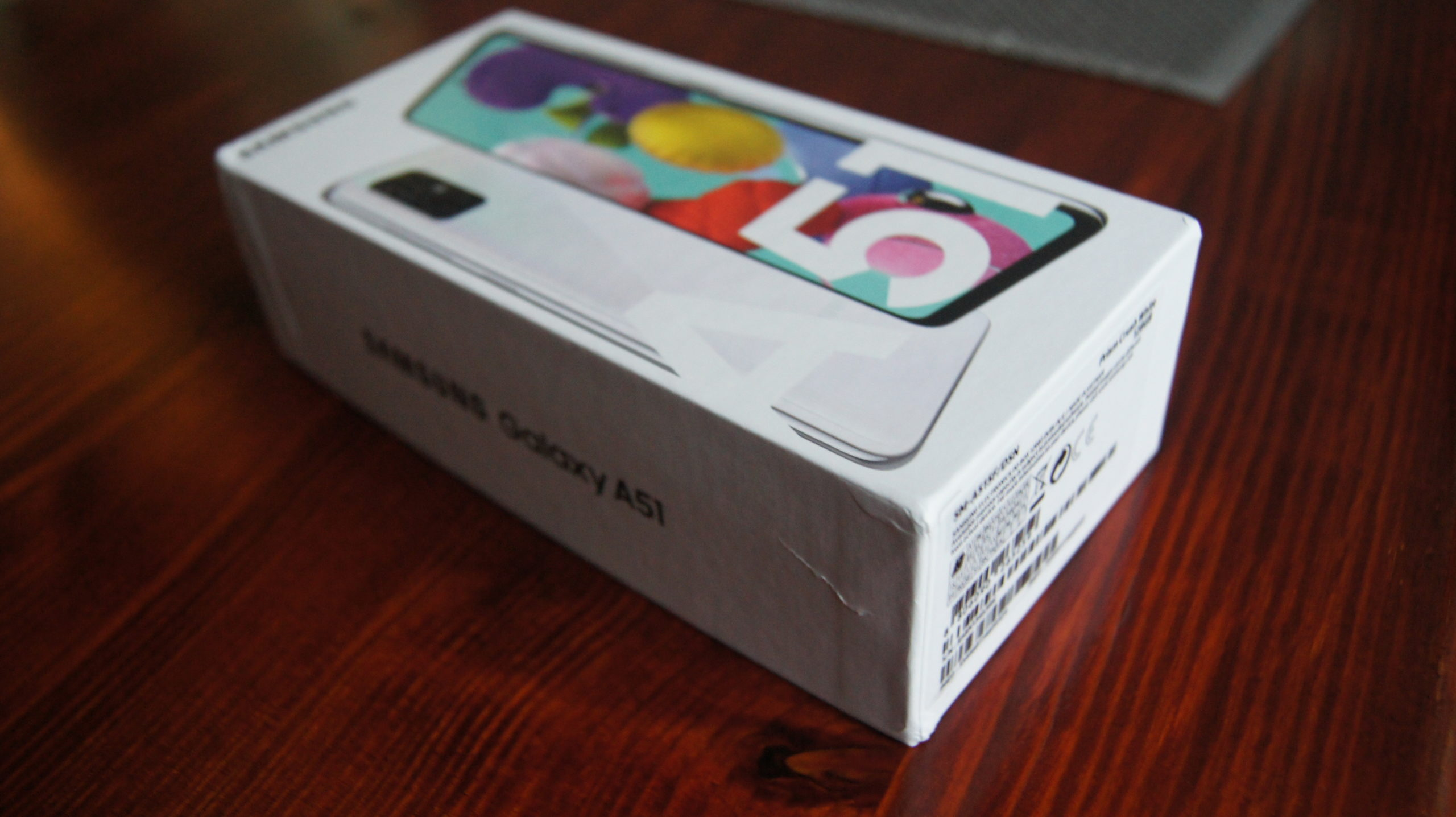 Galaxy A51 box2