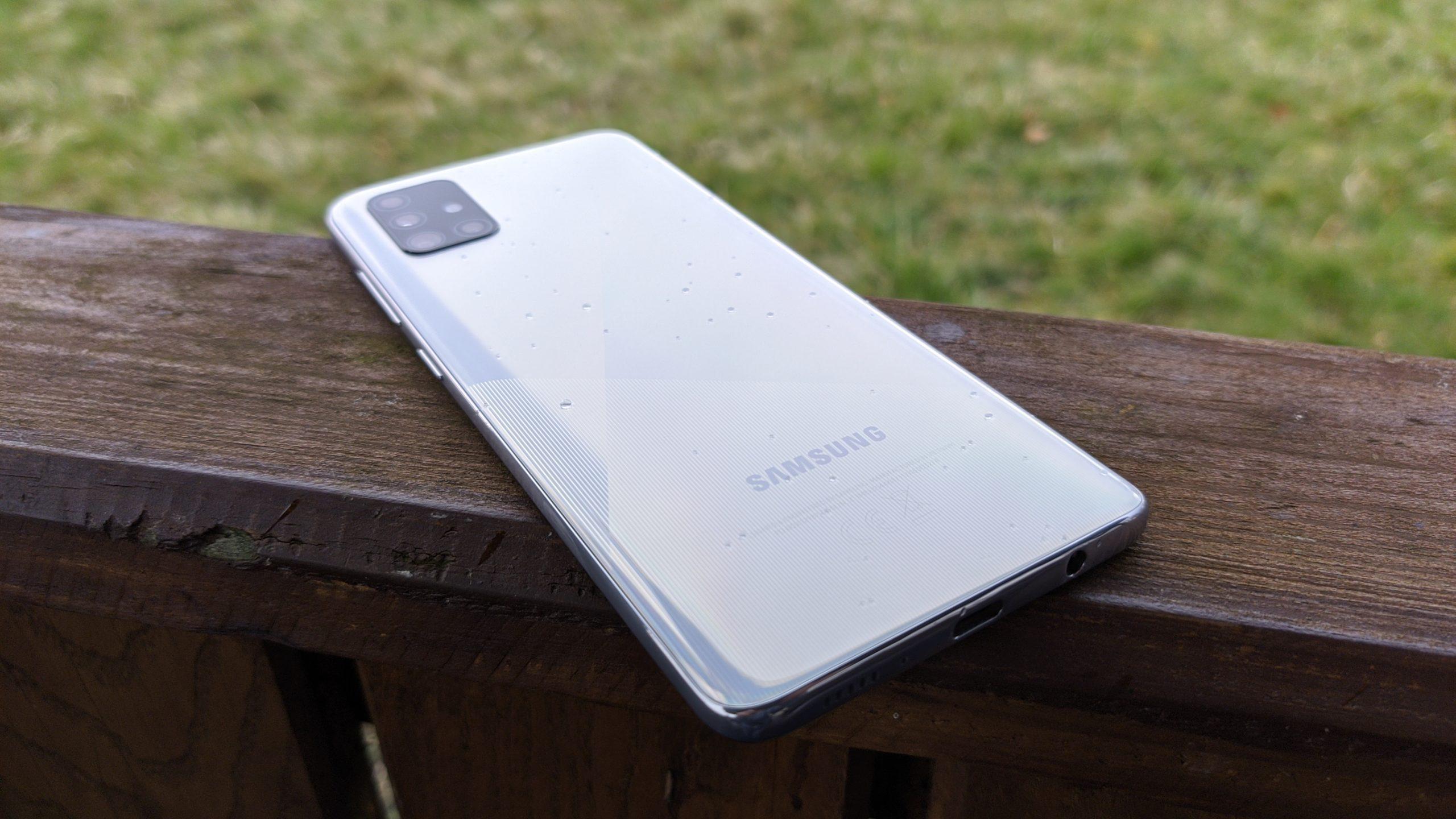 Galaxy A51 design1