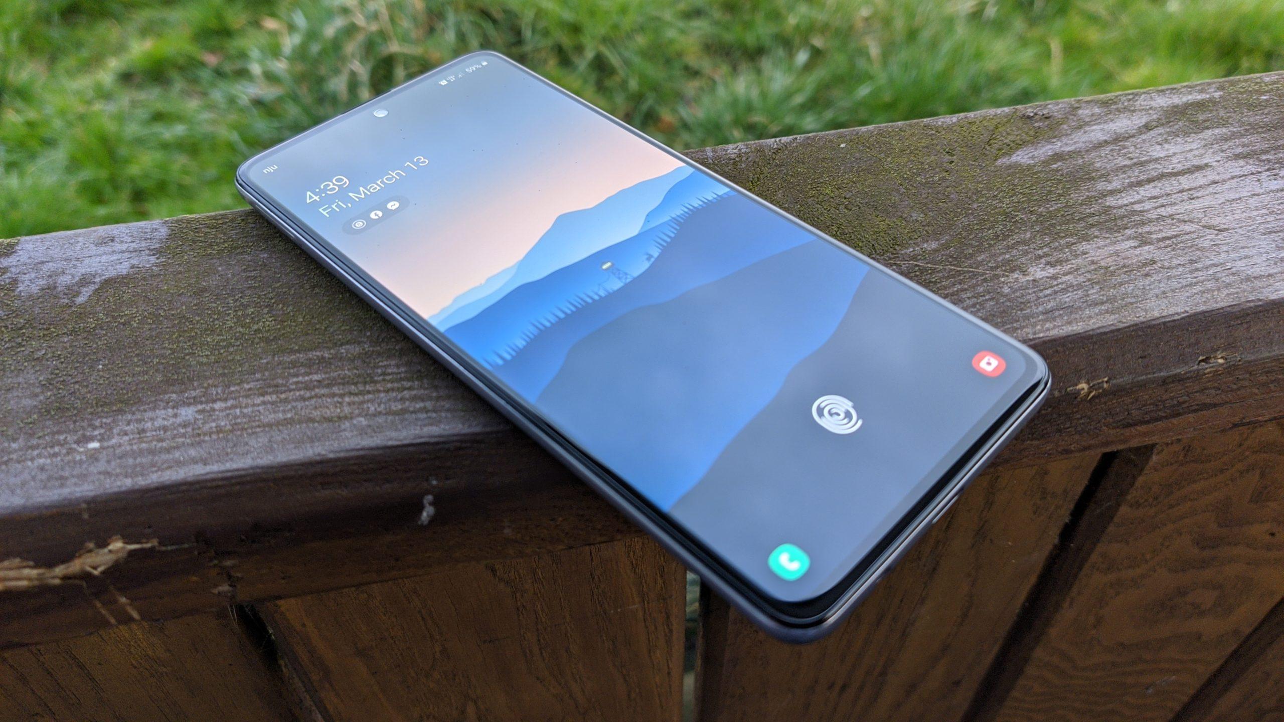 Galaxy A51 design6