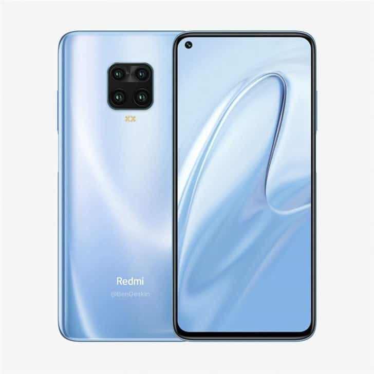 Redmi Note 9 Pro unofficial