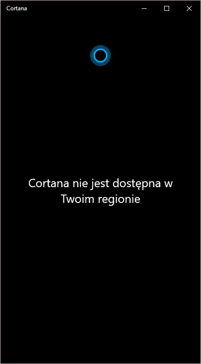 Windows 10 2004 Update #9 - Odseparowana Cortana #2