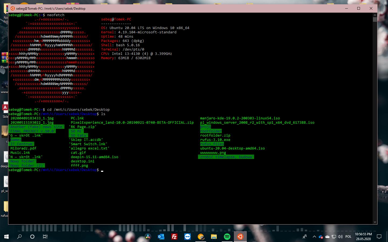 Windows 10 2004 Update #17 - WSL2 #2