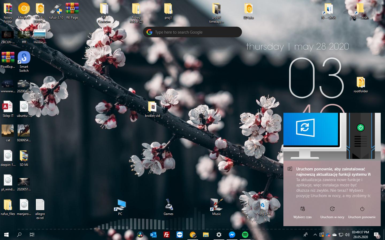 Windows 10 2004 Update #4 - Aktualizacja gotowa do instalacji
