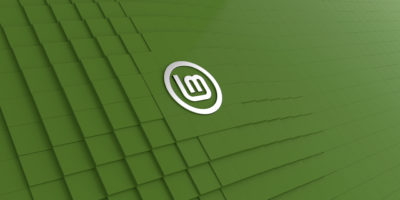 Linux Mint 20 Ulyana - Green Wallpaper Variant
