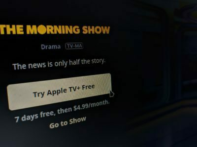 Apple TV+ The Morning Show