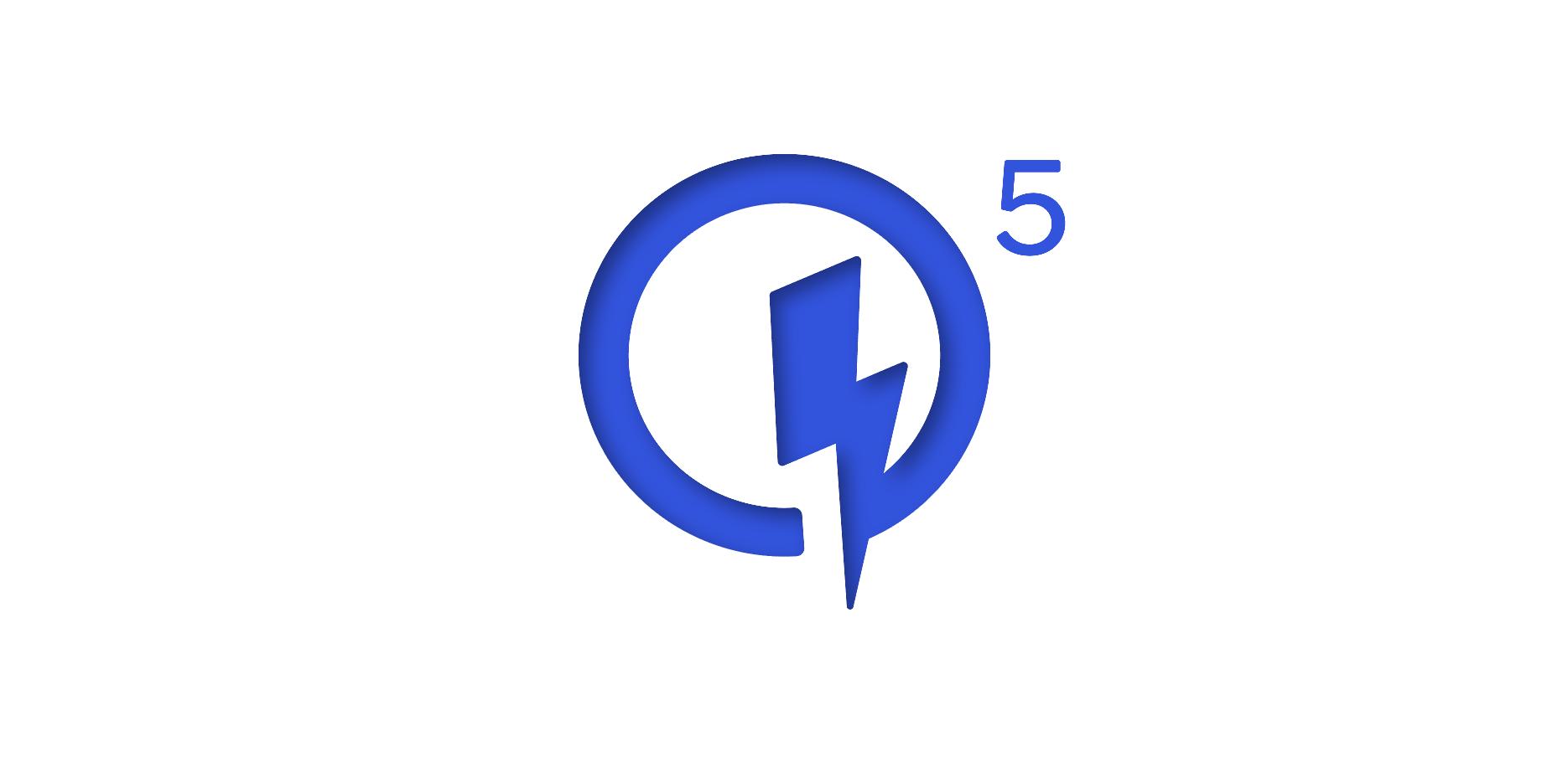 Qualcomm Quick Charge 5 logo