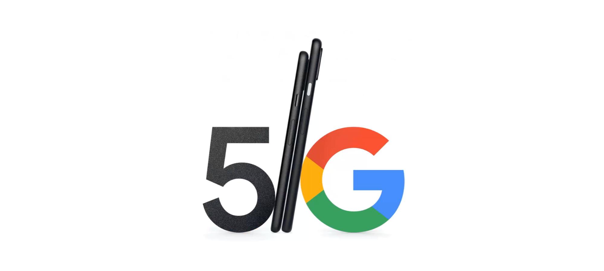Google Pixel 5 and & Google pixel 4a