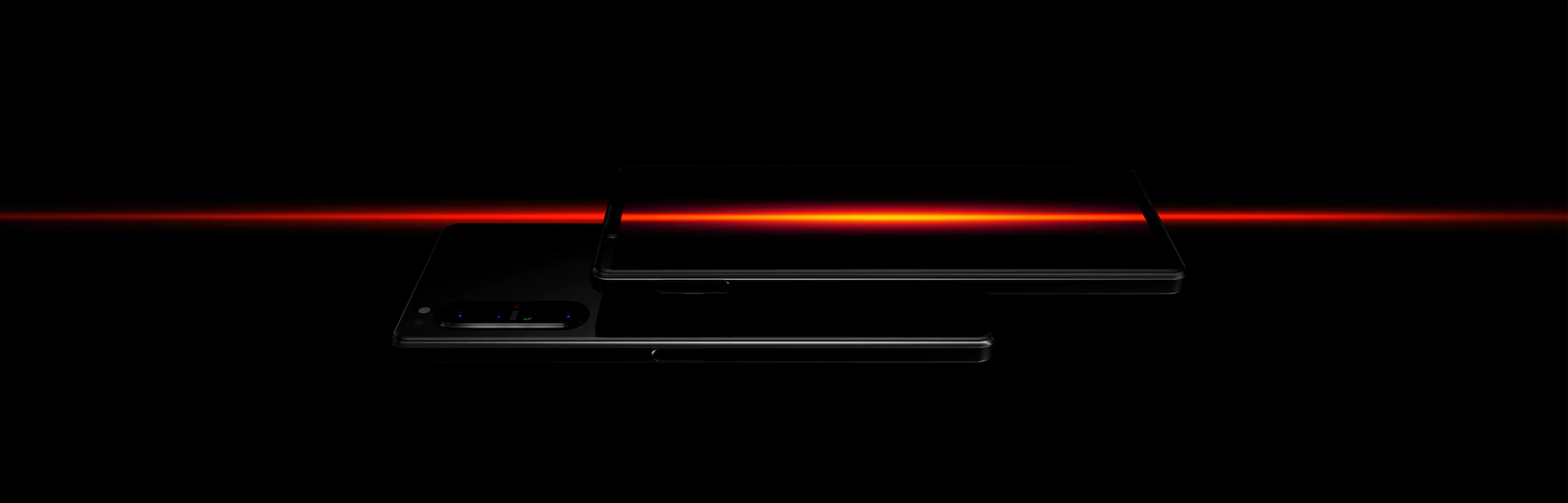 Sony Xperia 1 II - oficial render image