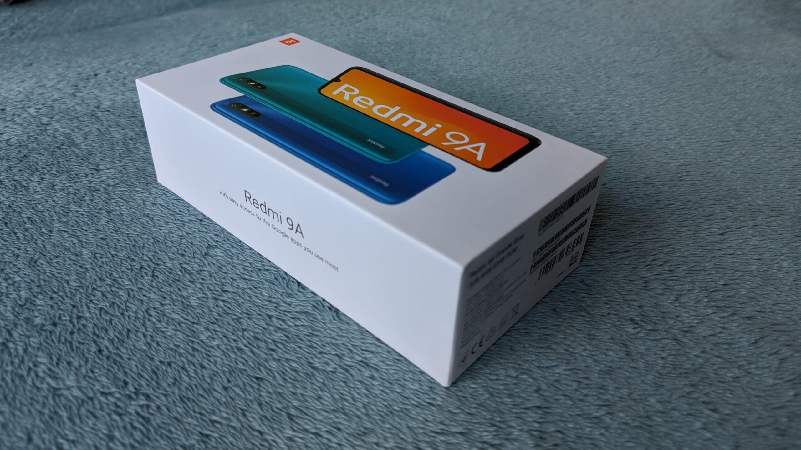 Redmi 9A box1