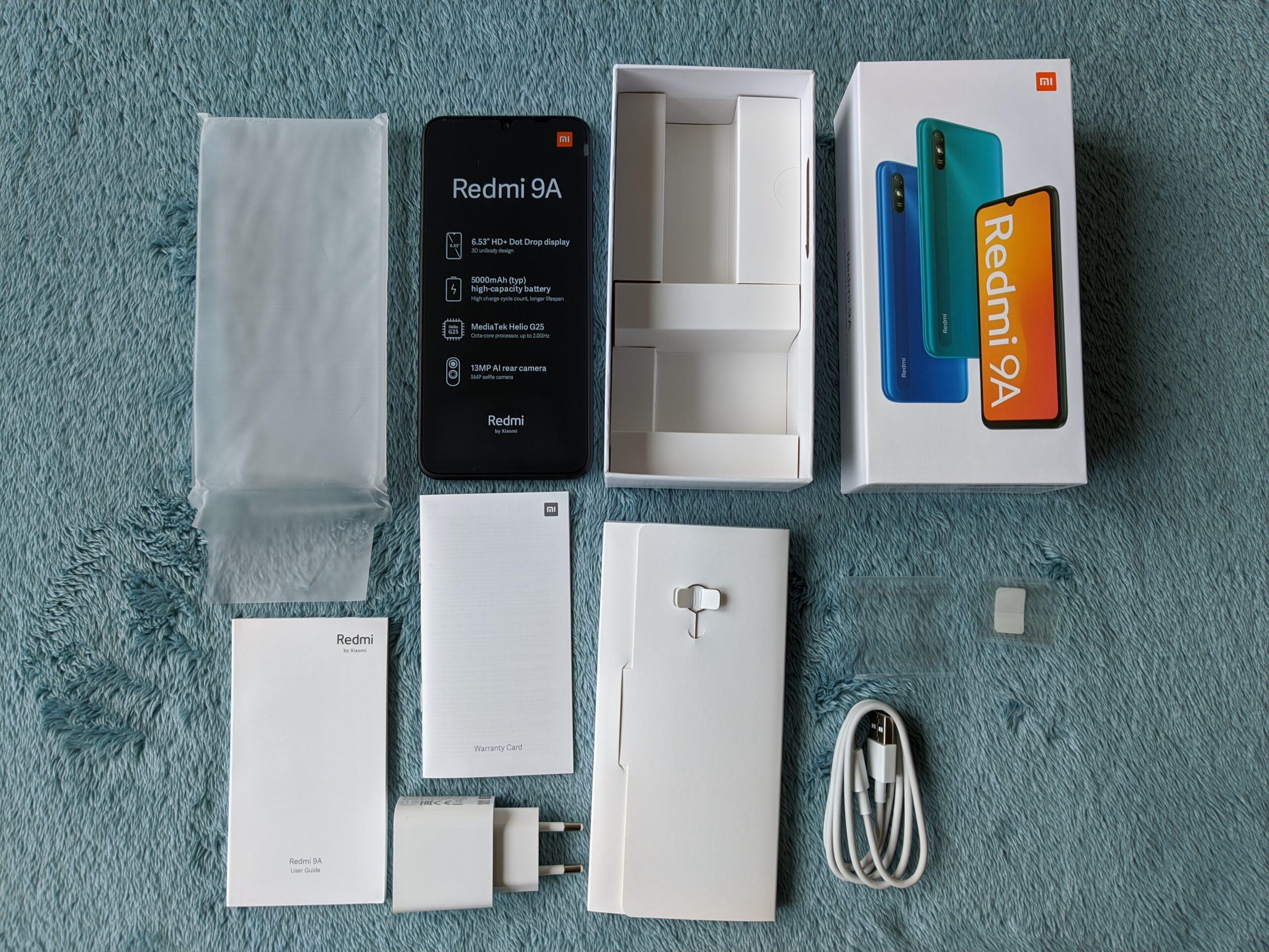 Redmi 9A box3