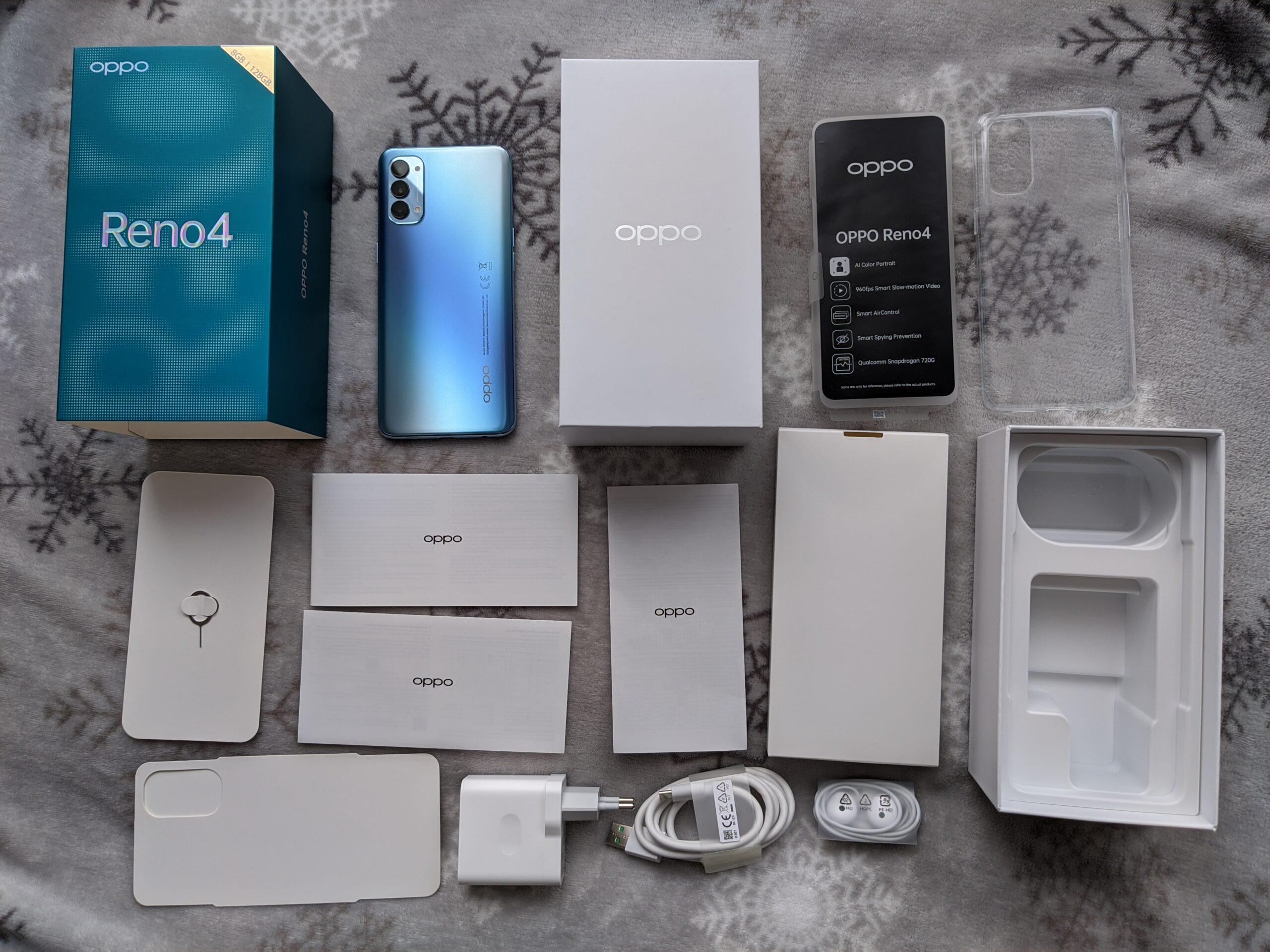 OPPO Reno4 box4