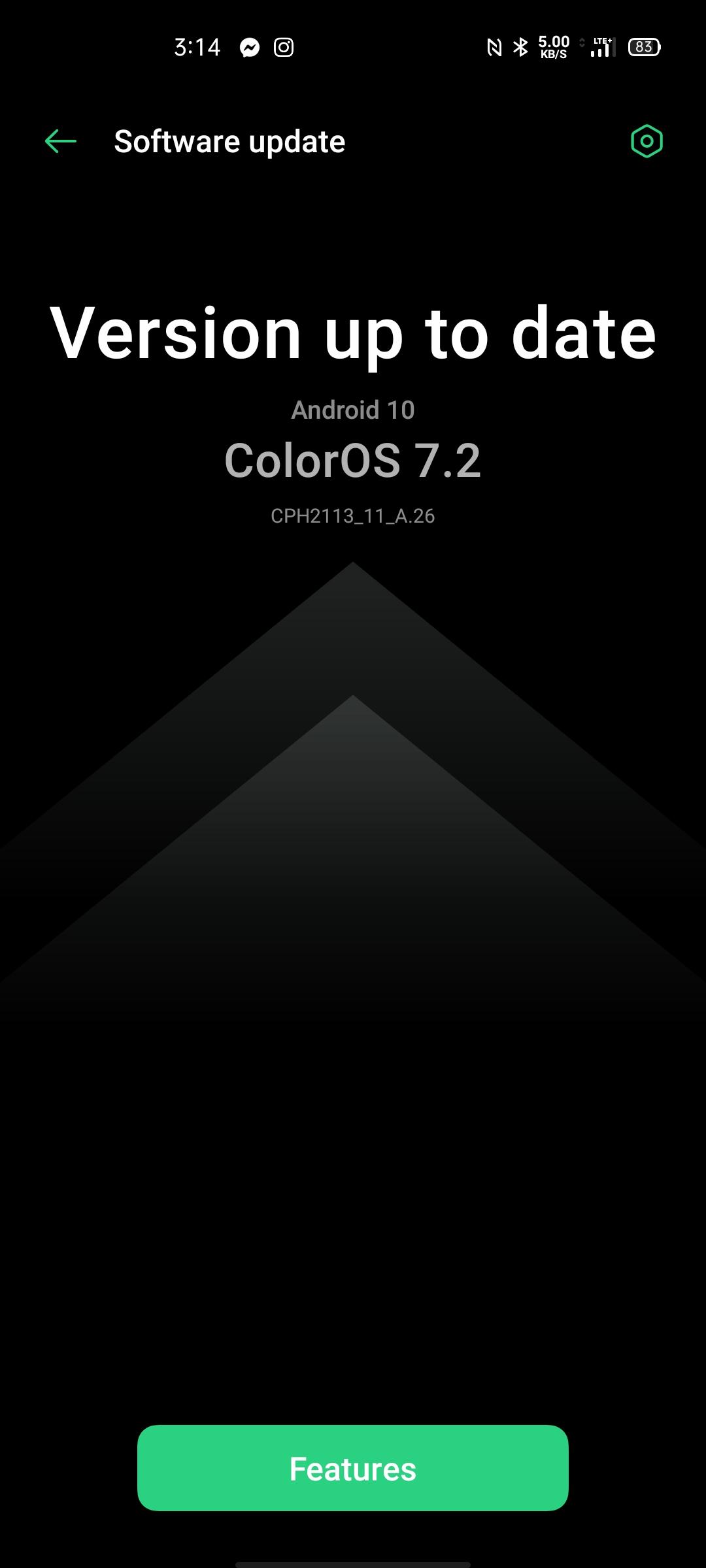 OPPO Reno4 soft7