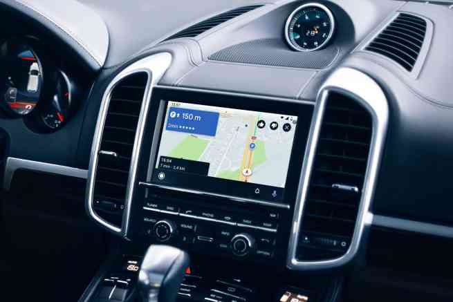 yanosik android auto